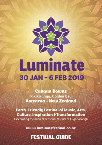 Luminate Festival Guide 2019 by Luminate Festival - issuu