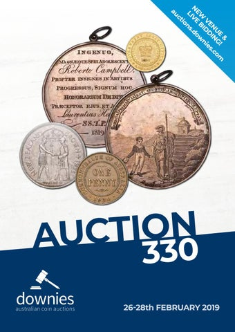 Downies Auction 330 Catalogue by Downies - issuu