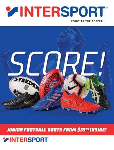 INTERSPORT Football & Netball Catalogue 2019 by INTERSPORT - issuu