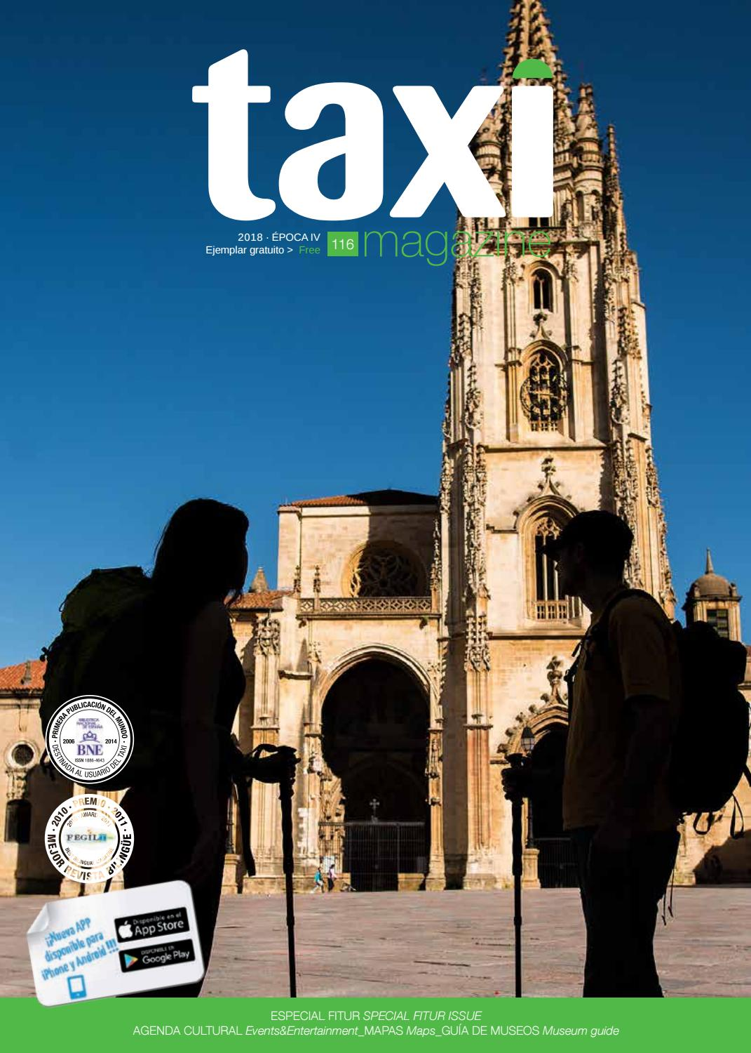 Taxi 116 Especial Fitur by Taxi Magazine - issuu a59d890d398