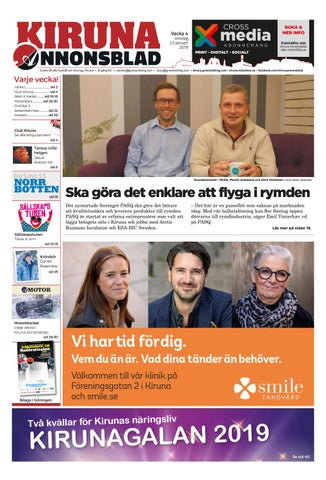 Kiruna Annonsblad vecka 04 f8018a6f84e91