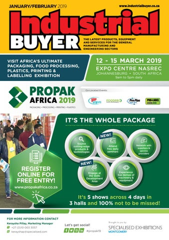 Industrial Buyer January/February 2019