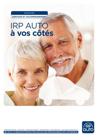 Irp Auto A Vos Cotes By Irp Auto Issuu