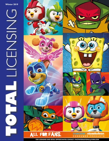 TOTAL LICENSING WINTER 19 by Total Licensing - issuu