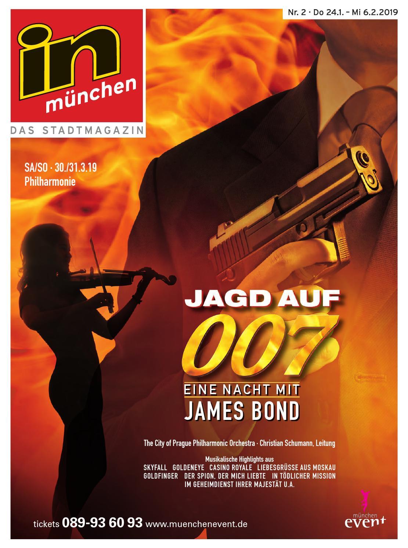 in münchen - Das Stadtmagazin, Ausgabe 02/2019 by InMagazin ...