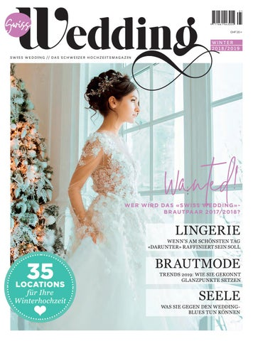 Swiss Wedding 01 2019 By Bl Verlag Ag Issuu