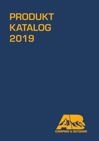 1b3e8923 AB Camping & Outdoor 2019 by abcamping - issuu