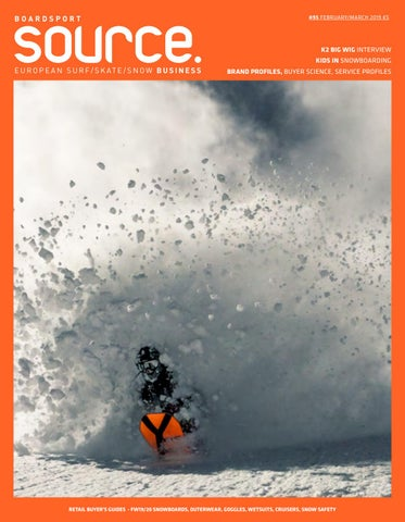 BoardSport Source, Issue 95, February / March 2019 English by Source