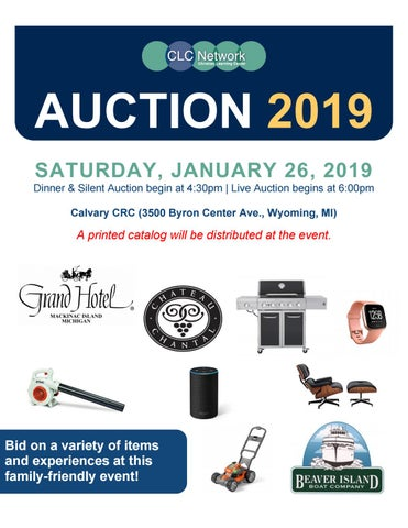 Clc Events For March 31 2020.Clc Network Auction 2019 Online Catalog By Clc Network Issuu