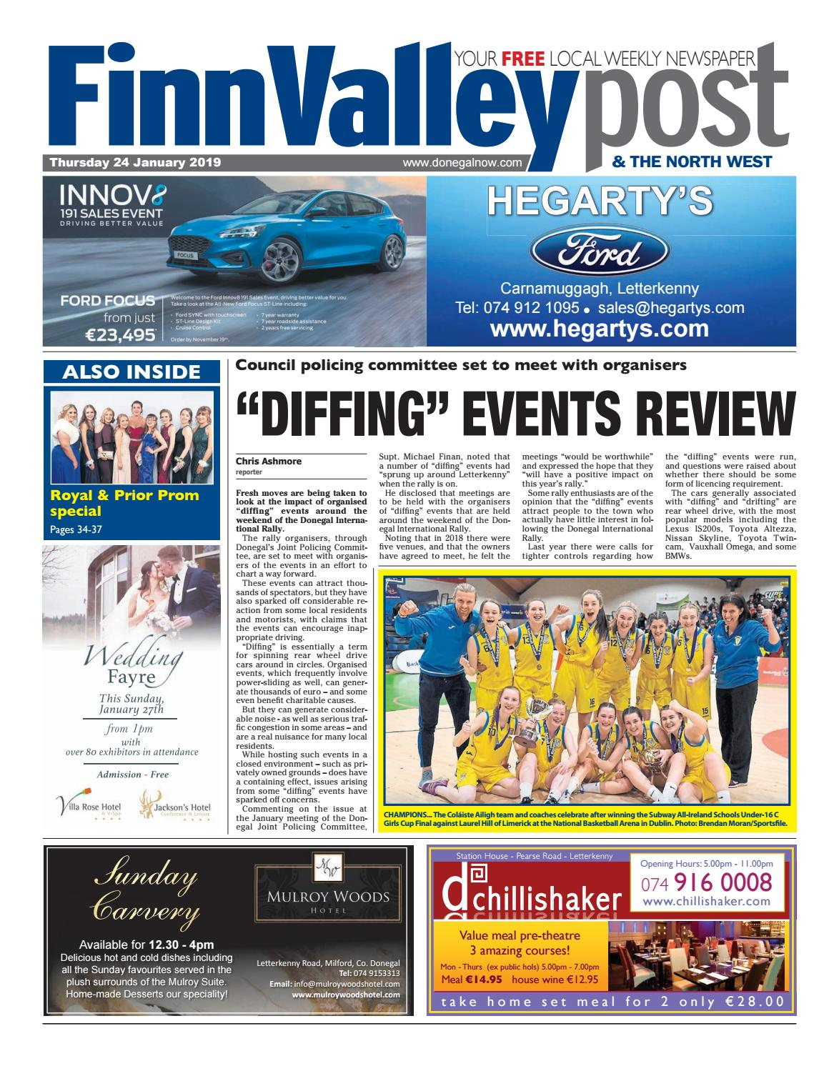 01c6303591885e Thursday 24 January 2019 by River Media Newspapers - issuu