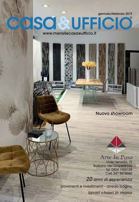 Nuova Serramenti Del Grappa casa&ufficio gennaio/febbraio 2019 by mensile casa&ufficio
