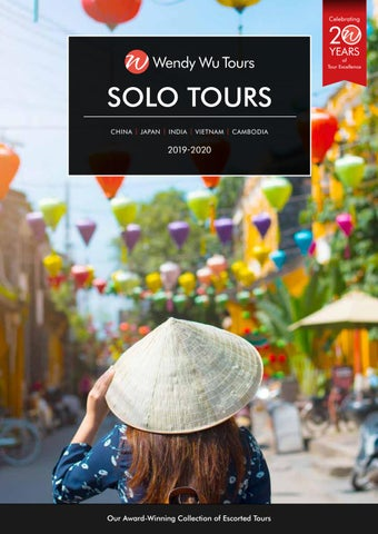 SOLOS TOURS by Wendy Wu Tours - issuu