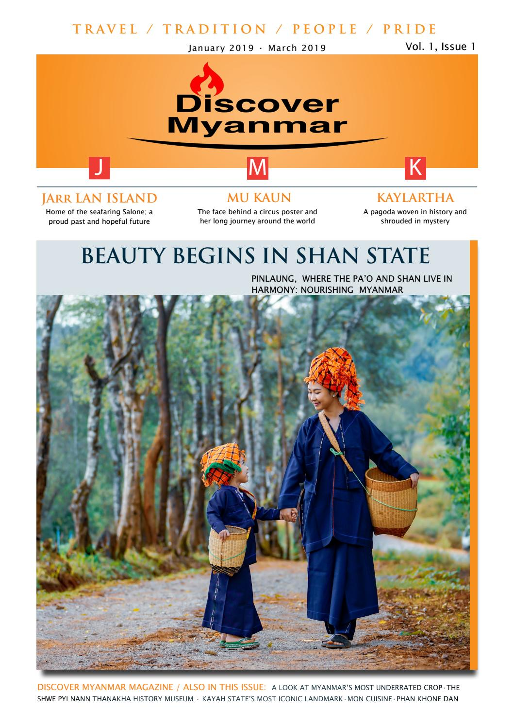 Discover Myanmar Magazine by Discover Myanmar - issuu