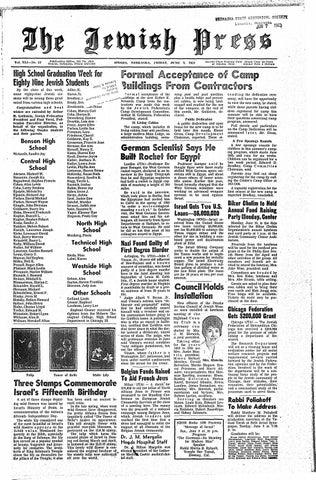 June 7, 1963 by Jewish Press - issuu