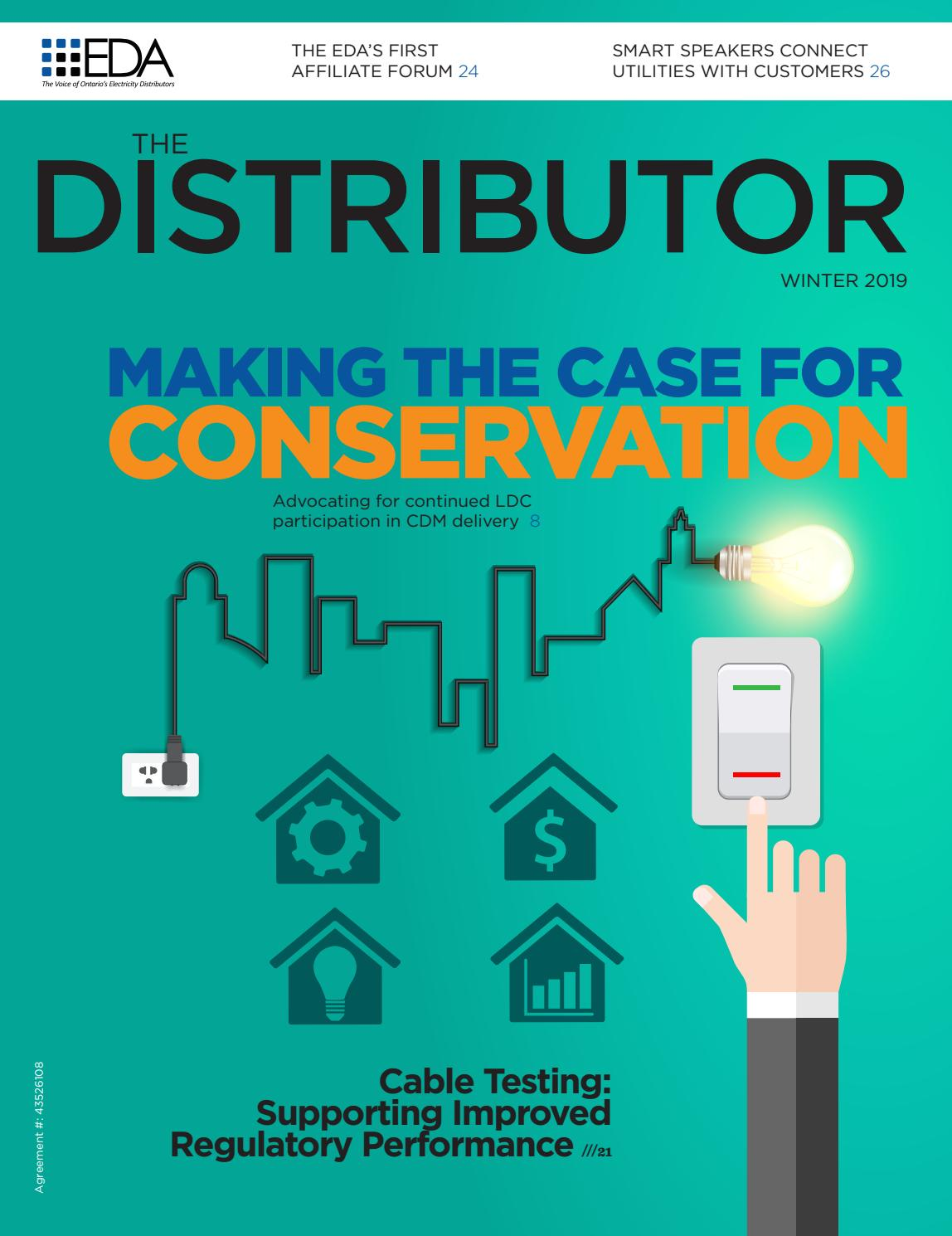 The Distributor Winter 2019 by Dovetail Communications - issuu
