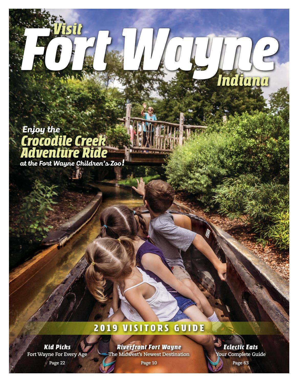 Visit Fort Wayne Visitors Guide 2019 by Visit Fort Wayne - issuu