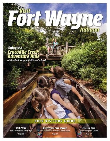 Visit Fort Wayne Visitors Guide 2019 by Visit Fort Wayne - issuu 2360455d2d0d2
