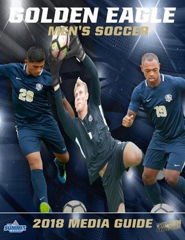 b84409ad1 2018 ORU Men s Soccer Media Guide by ORU Athletics - issuu