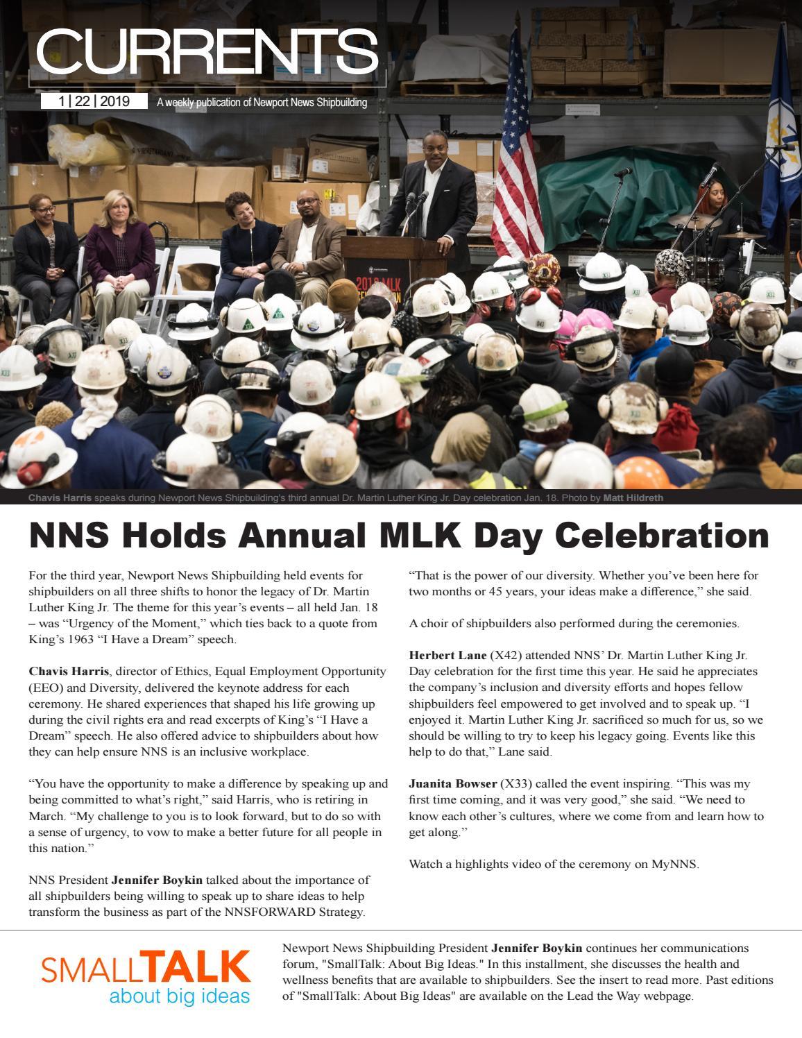 Jan  22, 2019 by Newport News Shipbuilding - issuu