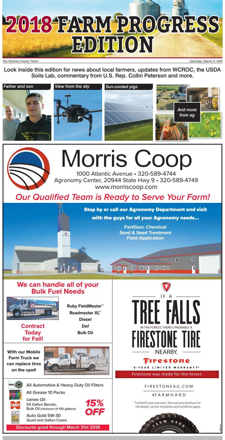 2018 Farm Progress by Stevens County Times - issuu