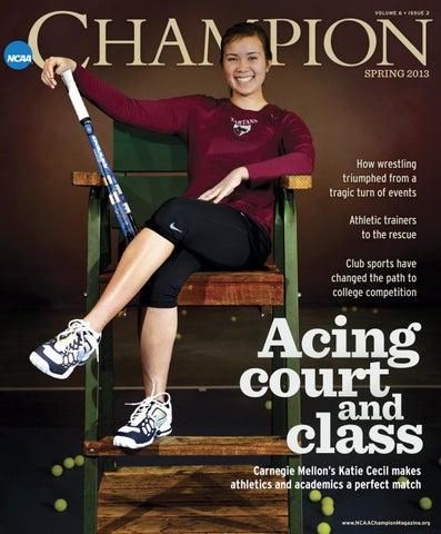 6cb424516 NCAA Champion Magazine Spring 2013 by NCAAChampion - issuu