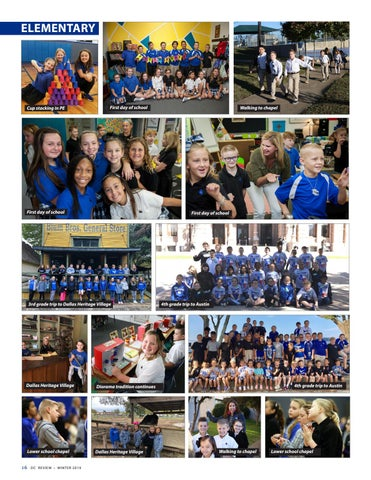 Page 16 of Dallas Christian - Lower School