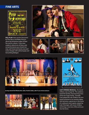 Page 20 of Dallas Christian School - Fine Arts