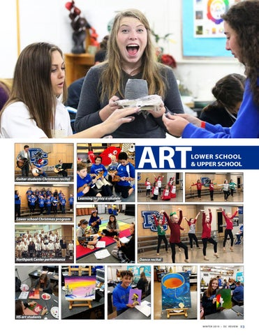 Page 23 of Dallas Christian School Art