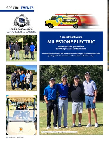 Page 24 of Dallas Christian School Golf Tournament
