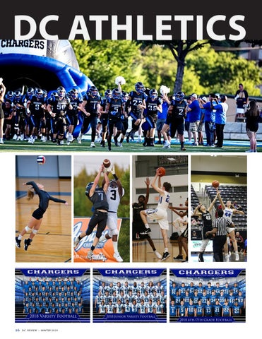 Page 26 of Dallas Christian School Athletics