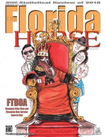Florida Horse February 2019 By Florida Equine Publications Issuu