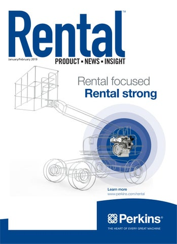 Rental January/February 2019 by ForConstructionPros.com - issuu on