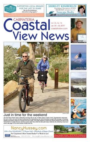 Coastal View News • January 24, 2019 by Coastal View News