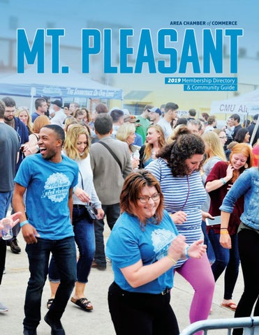 2019 Mt Pleasant Membership Directory Community Guide By Mt Pleasant Cvb Issuu