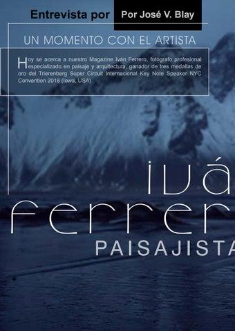 Page 6 of Iván Ferrero - Paisajista