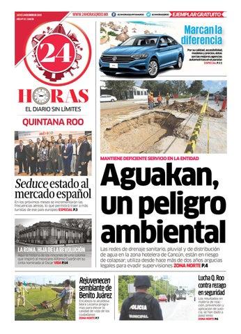 1915950ad 24 Horas Quintana Roo: 24 de Enero 2019 by 24 Horas Quintana Roo - issuu