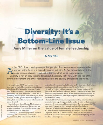 Page 27 of Diversity: It's a Bottom Line Issue