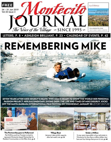 cb6d74ed4b18bb Remembering Mike by Montecito Journal - issuu
