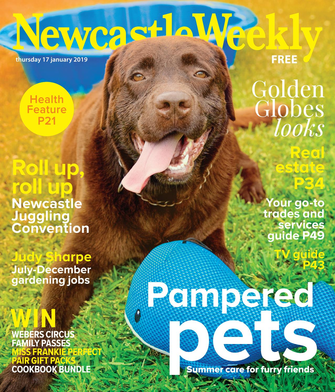 f81a9f600ce 17 January 2019 by Newcastle Weekly Magazine - issuu