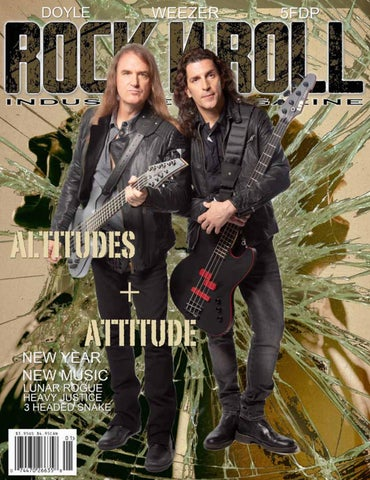 Rock N Roll Industries Issue 21 by Rock N Roll Industries