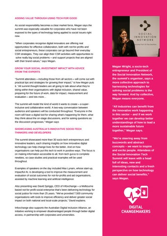 Page 17 of Using technology for real social impact