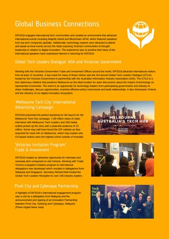 Page 23 of DIF2018 Global Business Connections