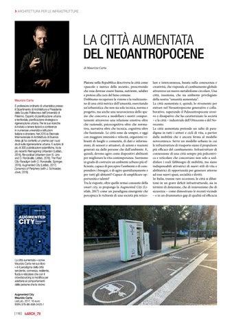 Page 110 of La città aumentata del neoantropocene