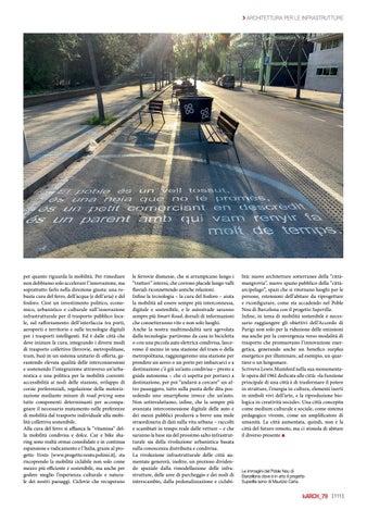 Page 111 of La città aumentata del neoantropocene
