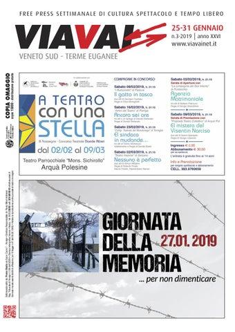 662943c2f5 Settimanale edito da: Promo Studio via Sacro Cuore 7 - Rovigo • Direttore  Responsabile: dr. Flavia Micol Andreasi Reg. Tribunale di Rovigo n.1/94 del  9/2/94 ...