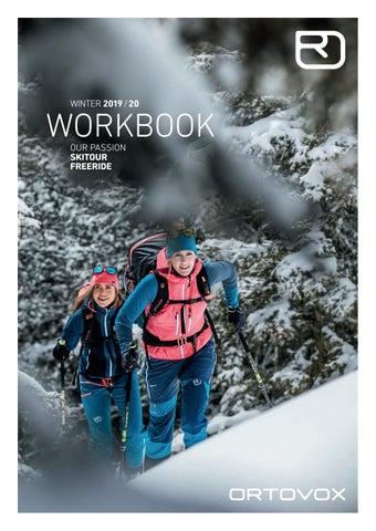3079c1e0512 Workbook Winter 2019/20 - US by ORTOVOX - issuu