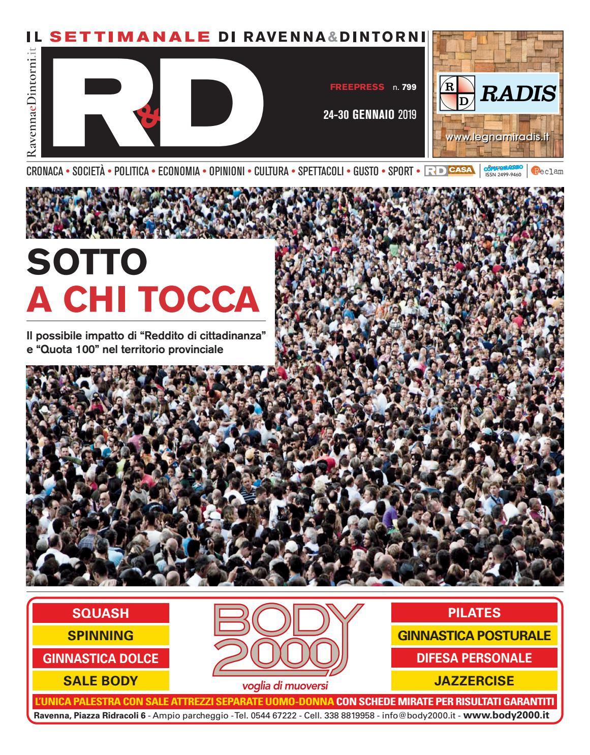 882c39b95f R&D 24 01 19 by Reclam Edizioni e Comunicazione - issuu