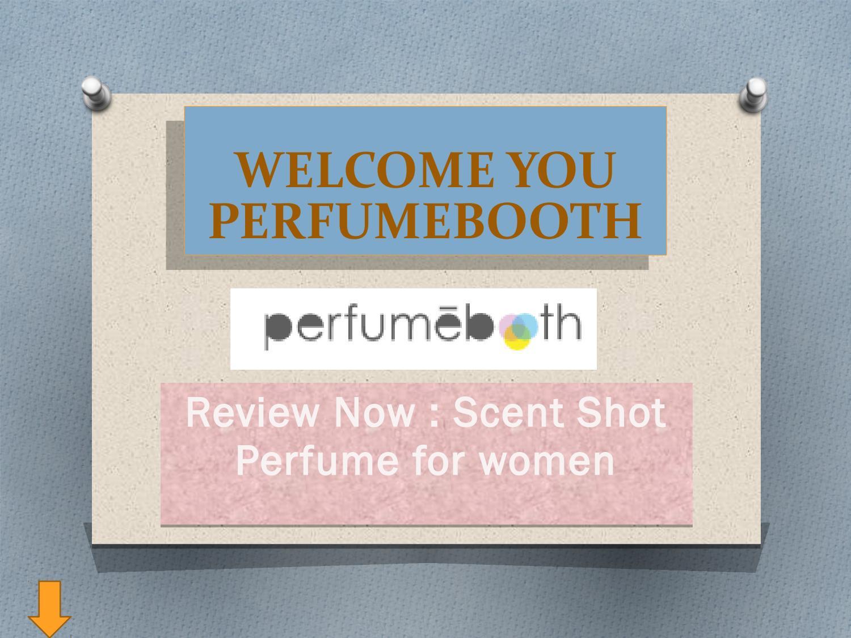 Perfume Scent Shot Malibu Review