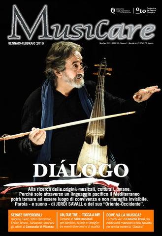 ed51ffee7b Musicare 1/2019 by Società del Quartetto di Vicenza - issuu