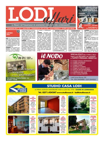 Lodi Affari 24 Gennaio by Lodi Affari issuu